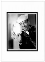 Fred Astaire Autograph Photo Signed